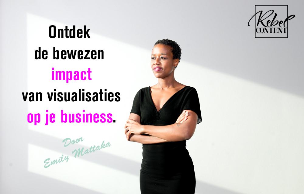 challenge, gratis, impact, visualisatie, business